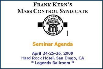 Programma Mass Control - San Diego