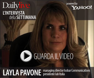 video intervista layla pavone
