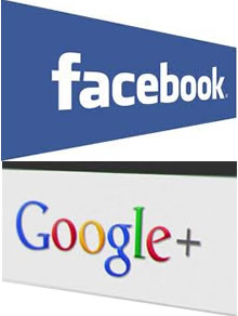 differenze google plus facebook