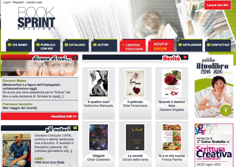 Booksprint Edizioni