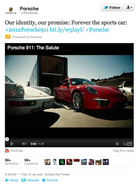Porsche case history