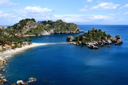 Isola Bella a Taormina sarà la location del corso Madri Internet Marketing che arriva per la prima volta in Sicilia