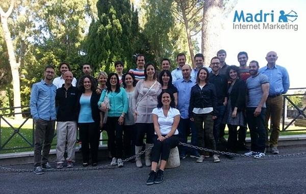 Partecipanti al corso madri roma 2014