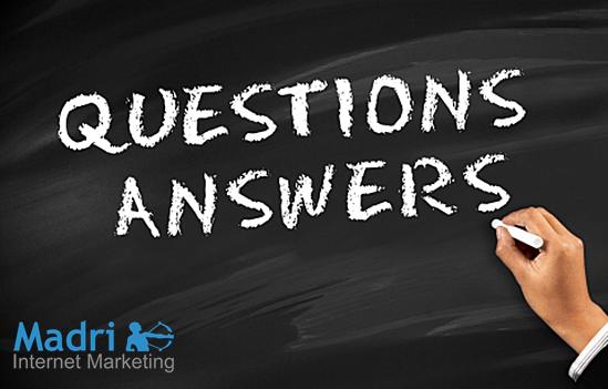 domande e risposte webinar madri