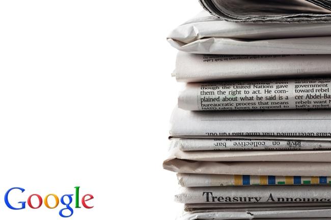 nuova funzione di google news