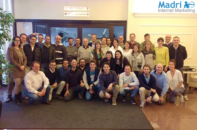 Corso Web Marketing Operativo Madri