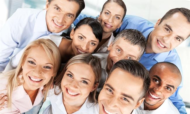 lavoro in team nella co-creazione