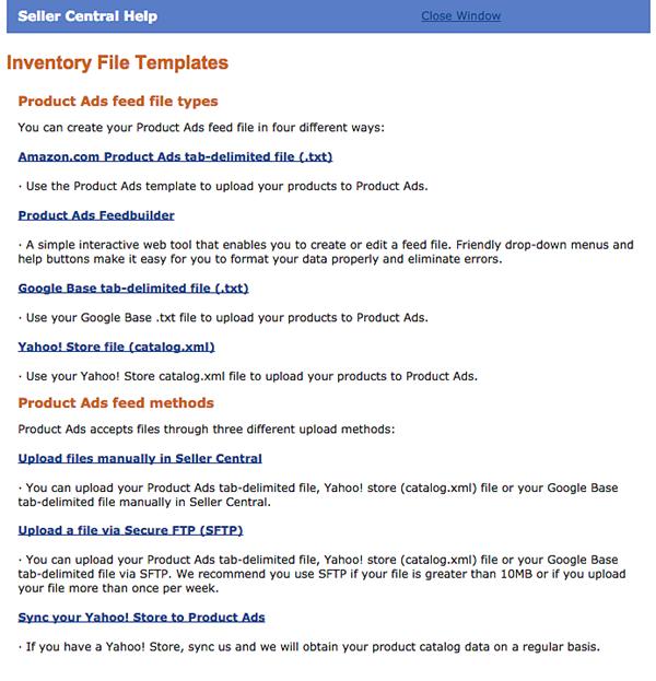 template-prodotti-amazon