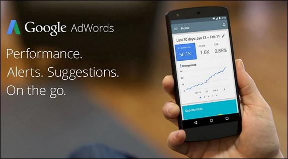 app-adwords-per-android-lancio-mondiale