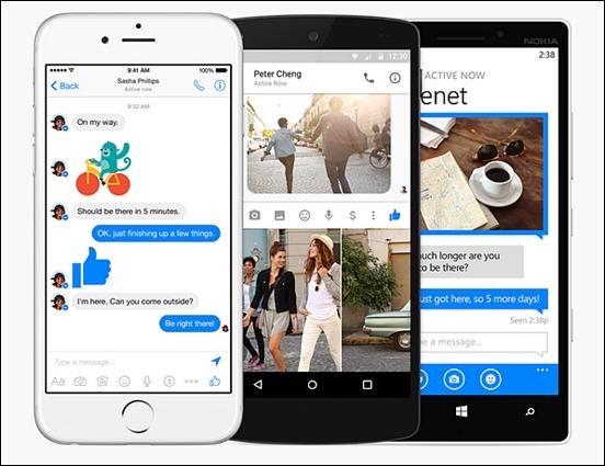 facebook-lancia-messenger-versione-web