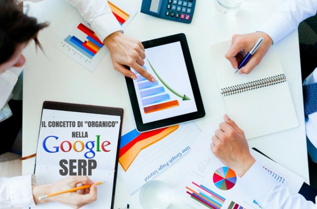 """Google SERP nel 2015: dobbiamo rivedere il concetto di """"risultato organico""""?"""