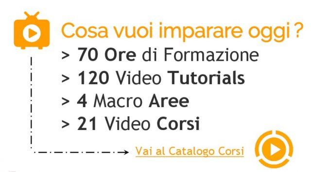 FormazioneOn – il nuovo portale di Corsi online italiano