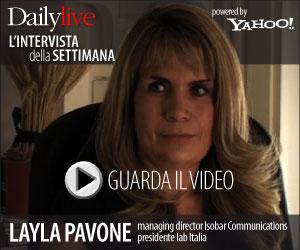 video intervista layla pavone