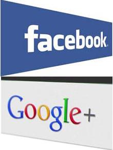 differenze google plus facebook