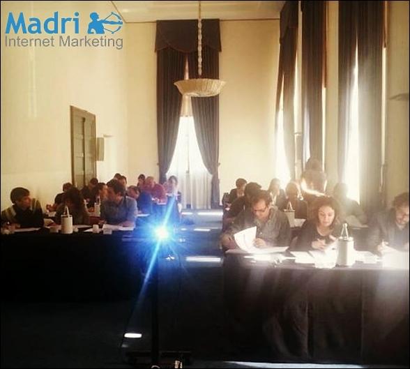 Corso Madri Internet marketing a maggio 2014
