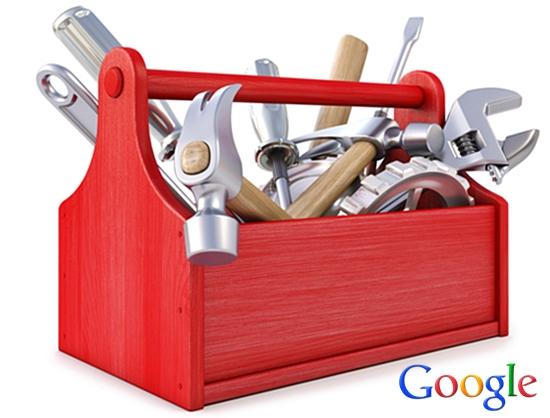 kit di tools e template di google