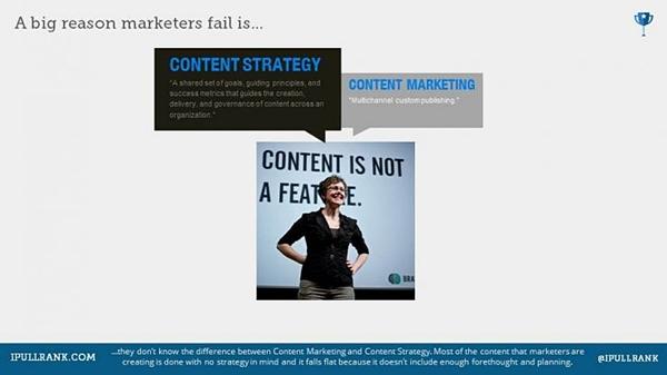 come scegliere la giusta strategia di content marketing