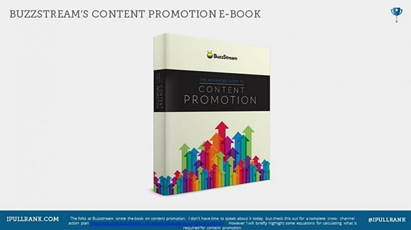 e-book sulla promozione dei contenuti