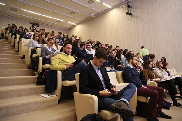 Workshop Social Media alla IULM