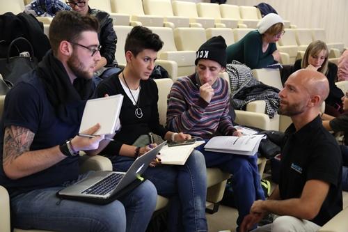 Luca Catania docente del Workshop Social Media Power alla IULM